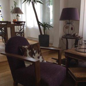 Rénovation fauteuil Bordeaux