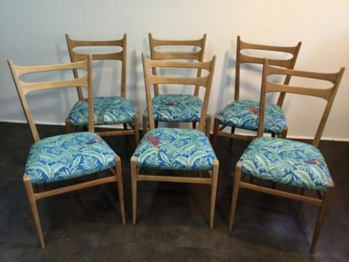 Rénovation de chaises vintage